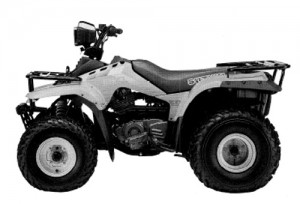 suzuki lt300e lt300 quadrunner 300 manual
