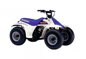 Suzuki QuadRunner LT50 LT 50 Service Repair Workshop Manual