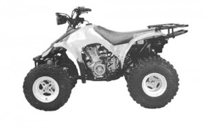 Suzuki QuadRunner LT230E LT 230E Service Repair Workshop Manual