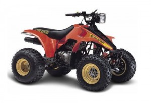 Suzuki QuadSport LT230S LT 230 S Service Repair Workshop Manual