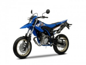 Yamaha WR125R WR125X WR125 Service Repair Workshop Manual