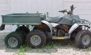 Polaris Big Boss 250 4x6 6x6 Service Repair Workshop Manual