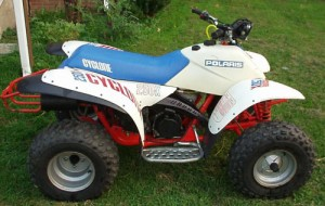 Polaris Cyclone 250 ATV Service Repair Workshop Manual