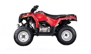Polaris Sawtooth 200 Quad Service Repair Workshop Manual