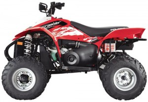 Polaris Scrambler 500 ATV Service Repair Workshop Manual