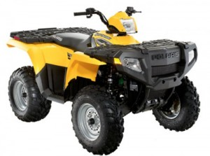 Polaris Sportsman 450 Service Repair Workshop Manual