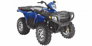 Polaris Sportsman 500 HO EFI X2 Touring Service Repair Manual