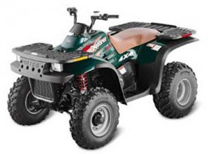 Polaris Xplorer 300 ATV Service Repair Workshop Manual