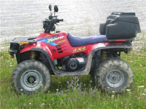 Polaris Xplorer 500 Service Repair Workshop Manual