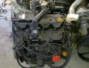 Komatsu 4D98E S4D98E 4TNE98 Series Engine Manual