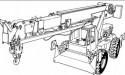 Thumbnail image for Komatsu 150A 150FA Hydraulic Crane Manual