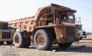 Komatsu 210M Dump Truck Manual