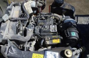 Komatus 70E-5 Series 2D70E-5 Engine Manual