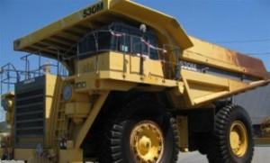 Komatsu 530M Dump Truck Manual