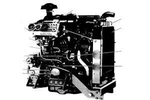Komatsu 72-2 78-1 75-2 84-2 Series Engine Manual