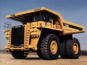 Komatsu 730E Dump Truck Manual