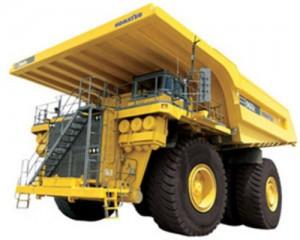 Komatsu 830E-1AC Dump Truck Manual