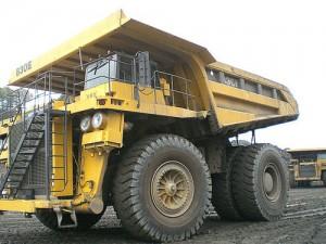 Komatsu 830E Dump Truck Manual
