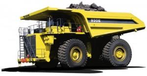 Komatsu 930E Dump Truck Manual