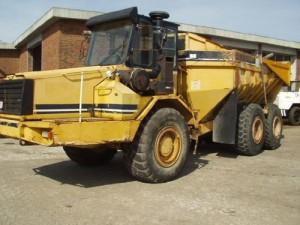 Komatsu HA250 HA 250 Dump Truck Manual