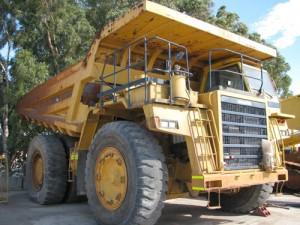 Komatsu HD785-3 Dump Truck Manual