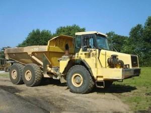 Komatsu HM350-1 Dump Truck Manual