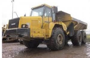 Komatsu HM400-1L Dump Truck Manual