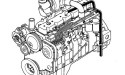 Thumbnail image for Komatsu KDC 614 Series Engine Manual
