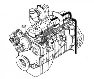 Komatus KDC 614 Series Engine Manual