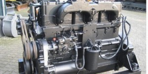 Komatsu N-855 Series Diesel Engine Manual