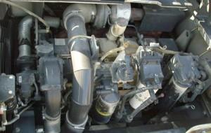 Komatsu 125E-5 Series SAA6D125E-5 Engine Manual