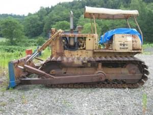 Komatsu D40A-1 D40P-1 Manual