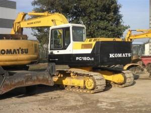 Komatsu PC180LC-5K PC180LLC-5K PC180NLC-5K Manual