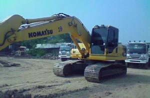 Komatsu PC200-8 PC200LC-8 Manual