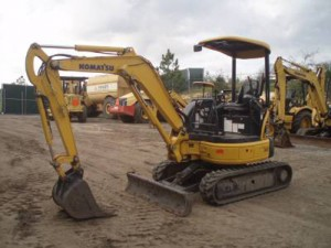 Komatsu PC27MR-2 Manual