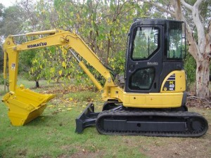 Komatsu PC40MR-2 Manual
