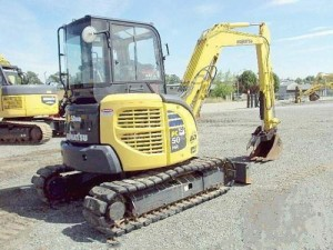 Komatsu PC50MR-2 Manual