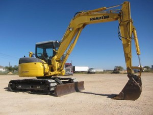 Komatsu PC78MR-6 Manual
