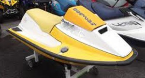 1989 Sea-Doo SP Manual