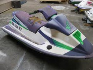 1992 Sea-Doo SP XP GTS GTX Manual