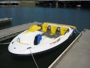 1997 Sea-Doo Jet Boat Manual
