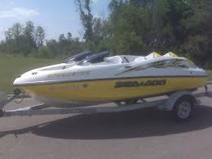 1999 Sea-Doo Jet Boat Manual