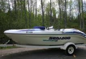2000 Sea-Doo Jet Boat Manual