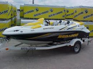 2006 Sea-Doo Jet Boat Manual