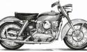 Thumbnail image for 1961 Harley-Davidson XLH XLCH Sportster Service Repair Workshop Manual