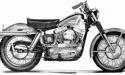 Thumbnail image for 1962 Harley-Davidson XLH XLCH Sportster Service Repair Workshop Manual