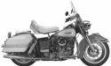Thumbnail image for 1966 Harley-Davidson FL Electra Glide Shovelhead Manual