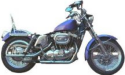 Thumbnail image for 1972 Harley-Davidson XLH XLCH 1000 Sportster Manual