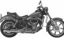 Thumbnail image for 1977 Harley-Davidson FL FLH FLHS FX FXE FXS 1200 Shovelhead Manual