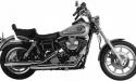 Thumbnail image for 1992 Harley-Davidson FXDB FXDC Dyna Glide Service Repair Workshop Manual